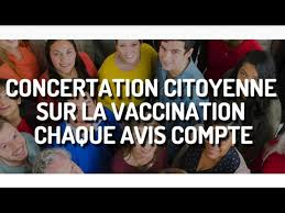 concertation vaccination