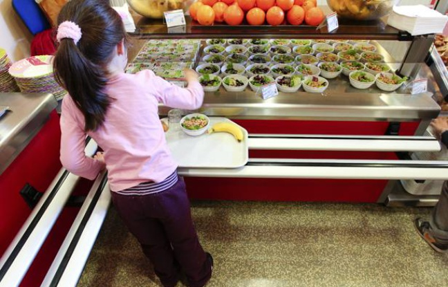 Cantines scolaires, allergies alimentaires
